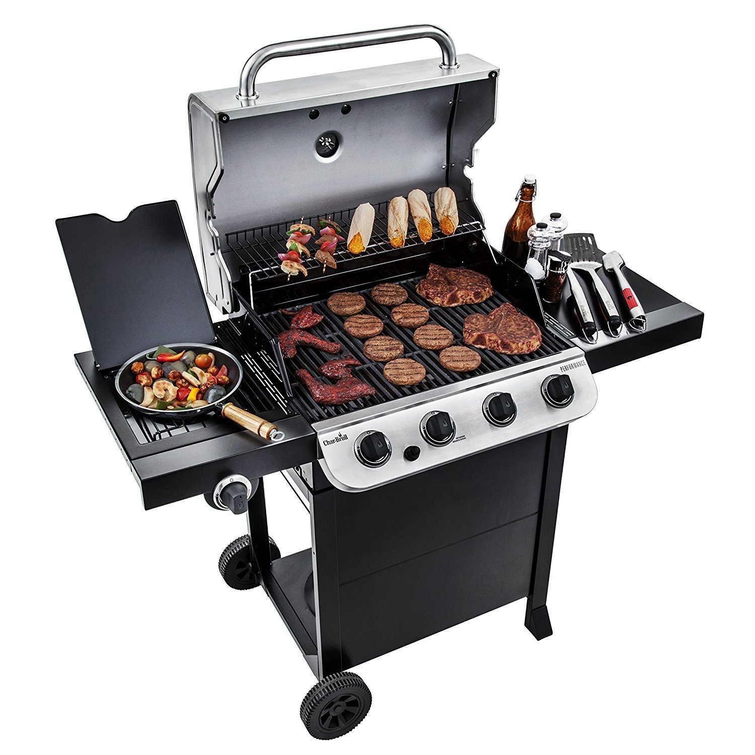 Char-Broil Performance 475 Gas Grill Review