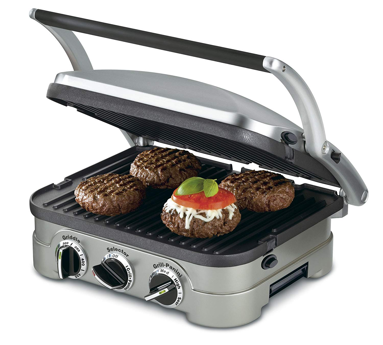 Cuisinart GR-4N 5-in-1 Griddler Review