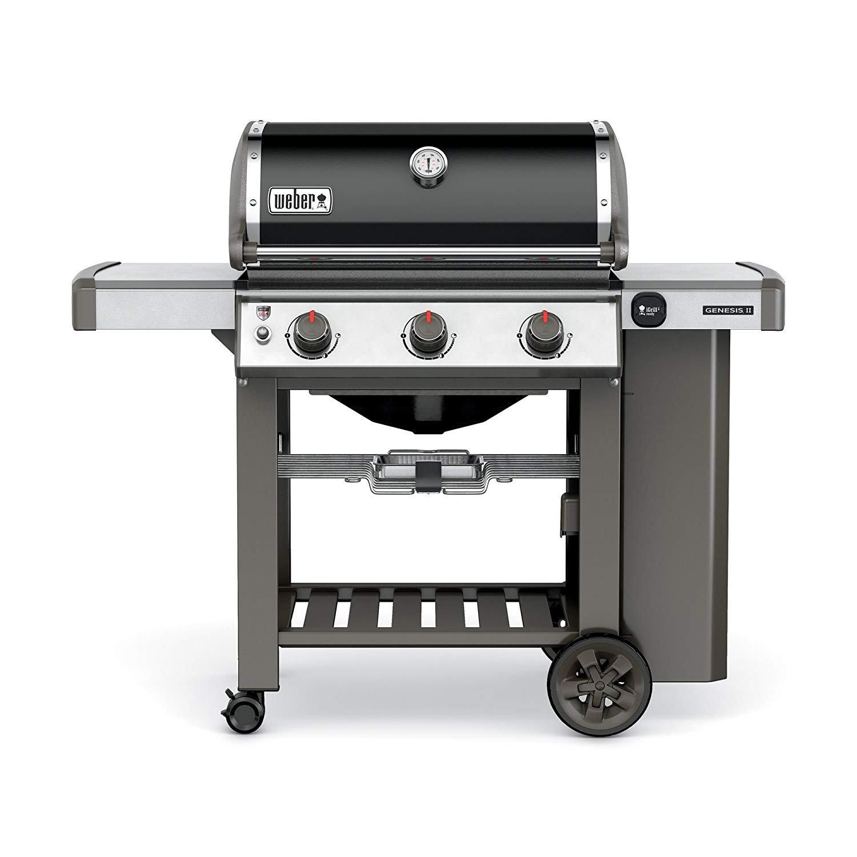 Weber 61010001 Genesis II E-310 Liquid Propane Grill Review