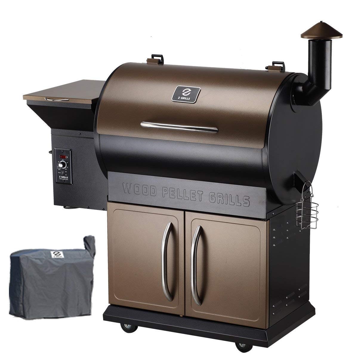 Z Grills ZPG-700D Wood Pellet Grill & Smoker Review