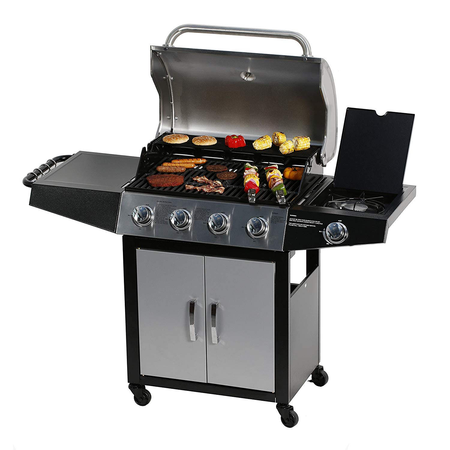 Master Cook SRGG41128 Outdoor Gas Grill Review
