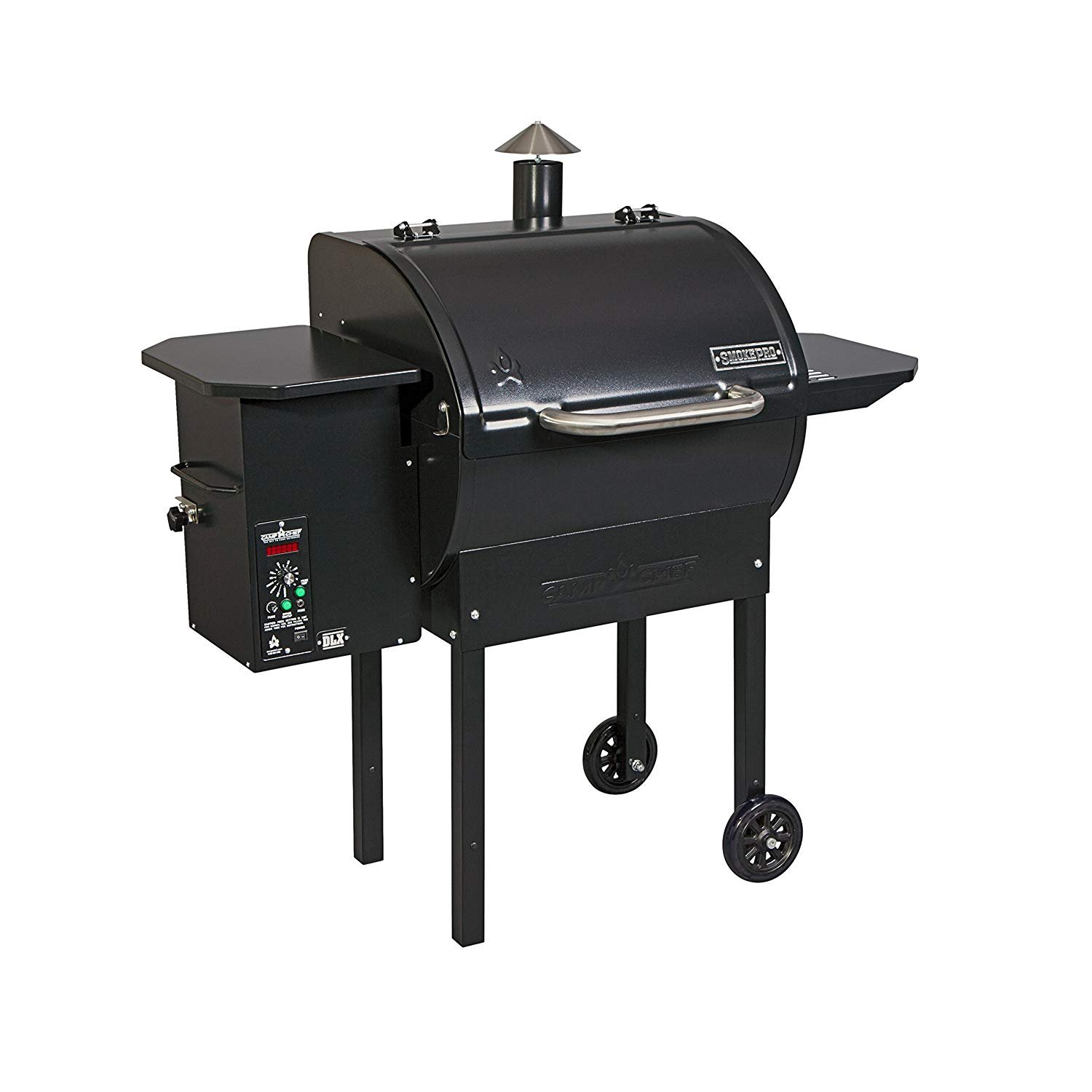 Camp Chef PG24DLX Deluxe Wood Pellet & Smoker Grill Review