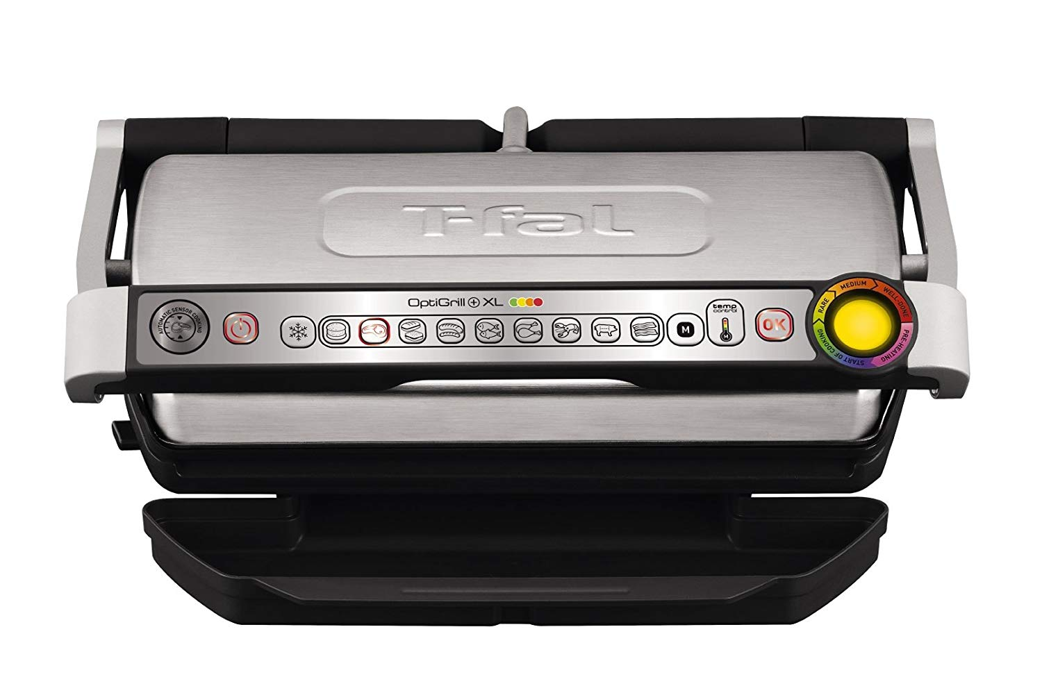 T-fal OptiGrill XL GC722D53 Stainless Steel Indoor Electric Grill Review