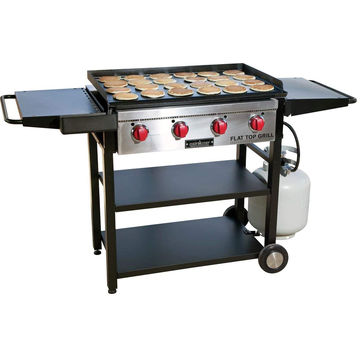 Camp Chef FTG600 Flat Top Professional Griddle Grill Review