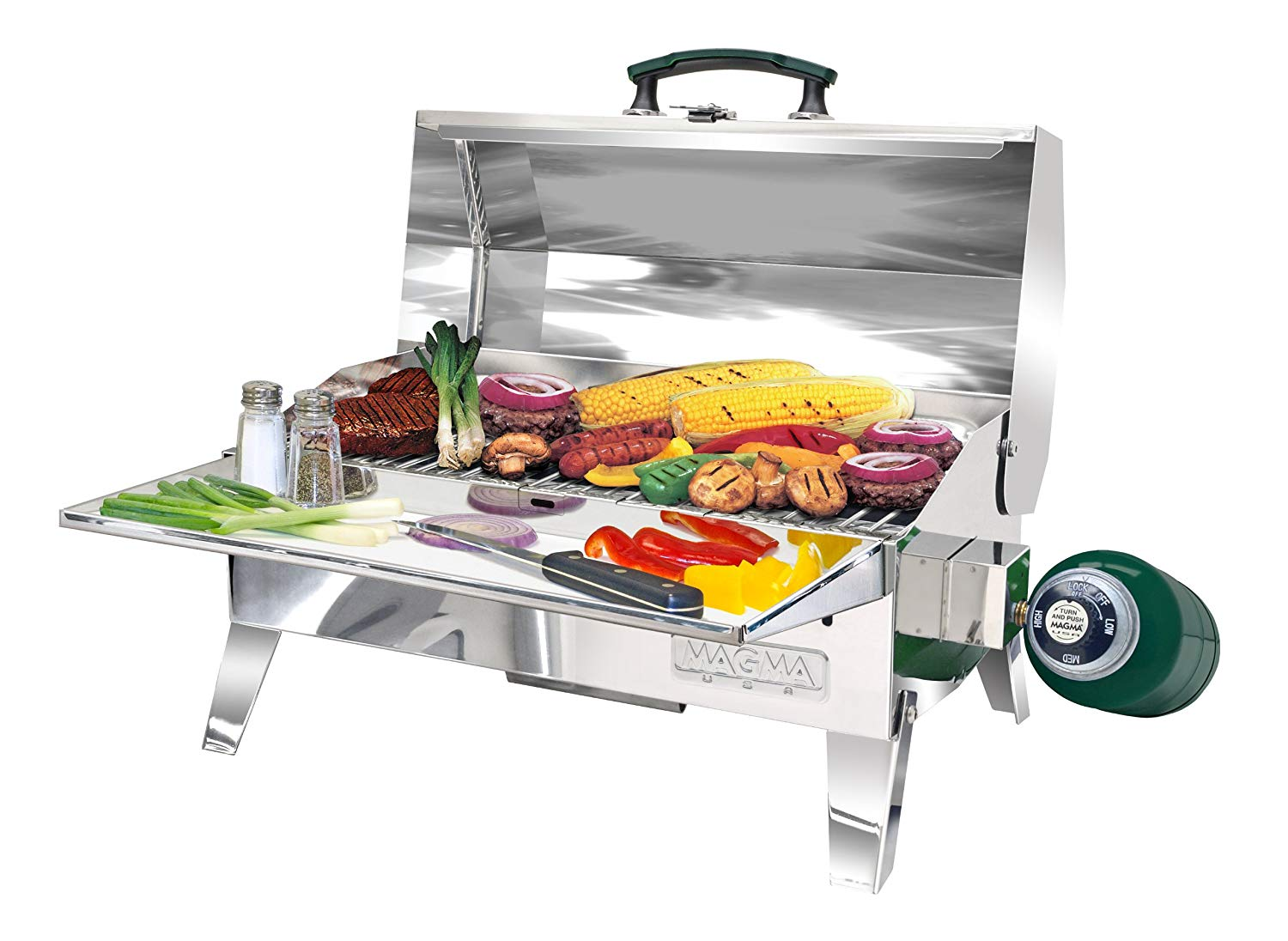 Magma A10-603 Adventurer Series Portable Gas Grill Review