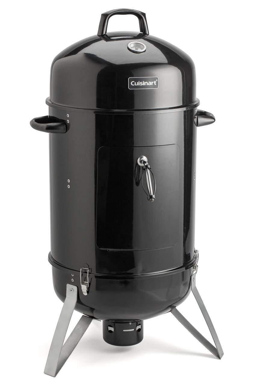 Cuisinart COS-118 Vertical 18″ Charcoal Smoker Review