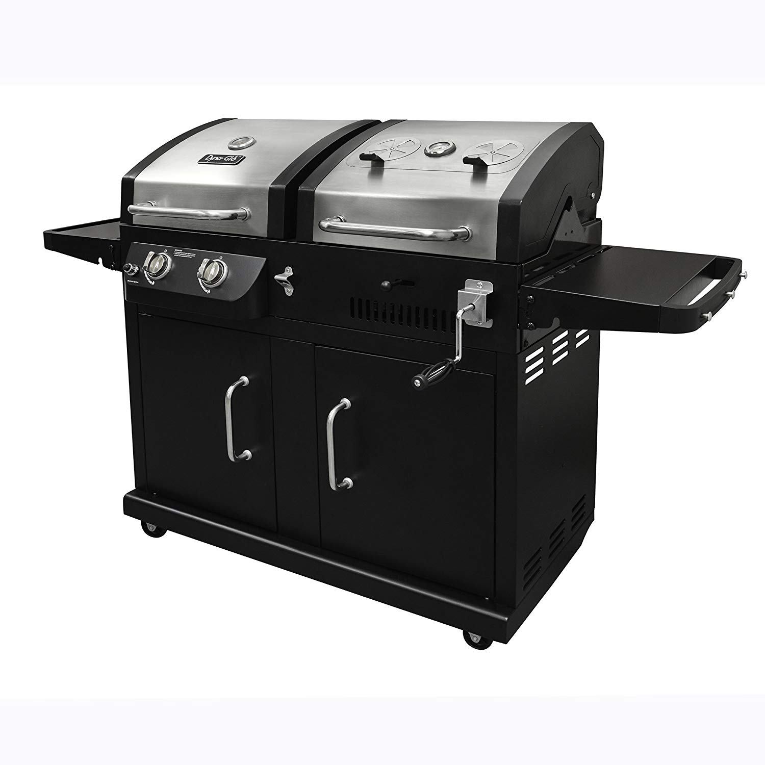 Dyna-Glo DGB730SNB-D Dual Fuel Grill Review
