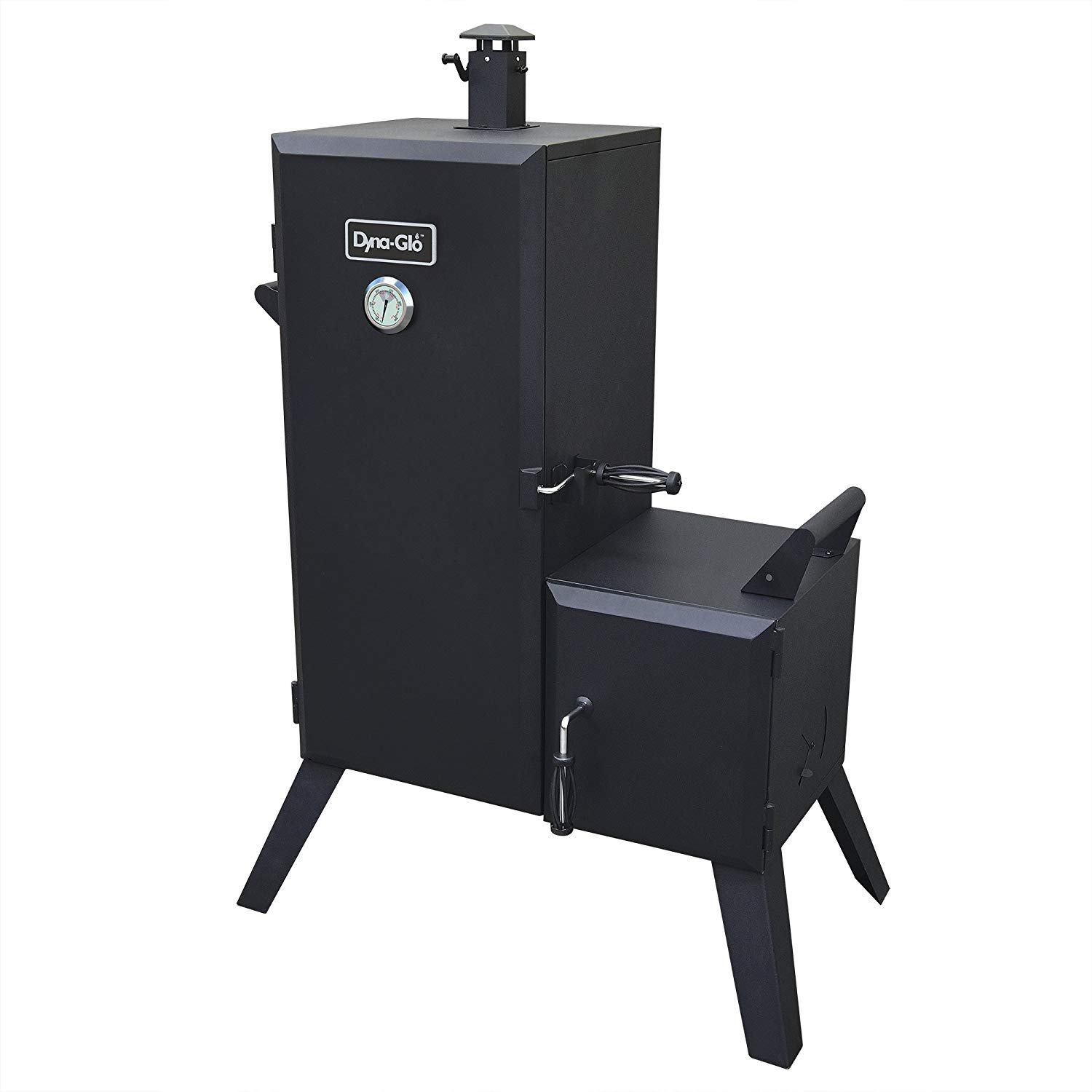 Dyna-Glo DGO1176BDC-D Charcoal Offset Smoker Review