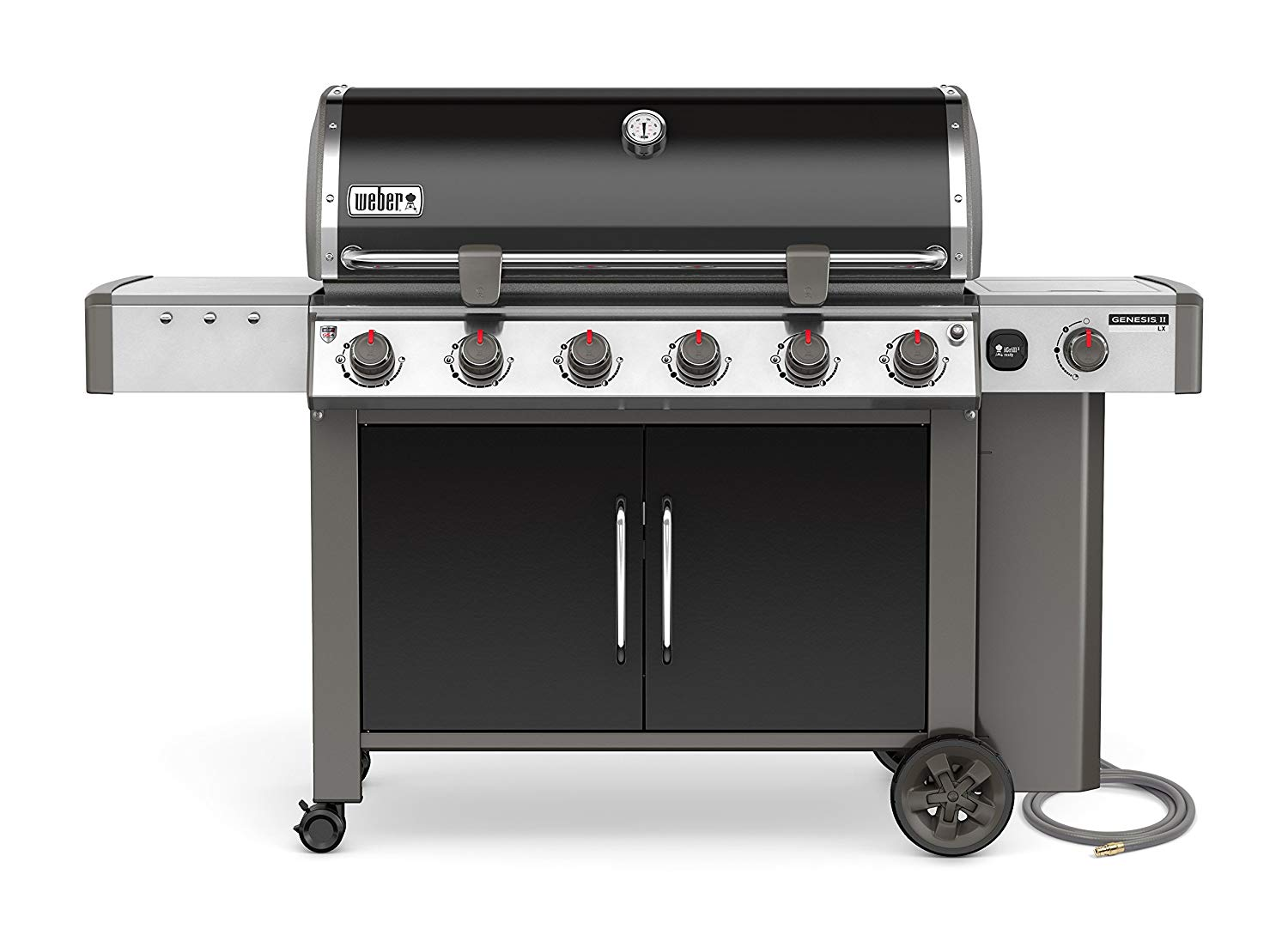 Weber Genesis II LX E-640 Natural Gas Grill Review