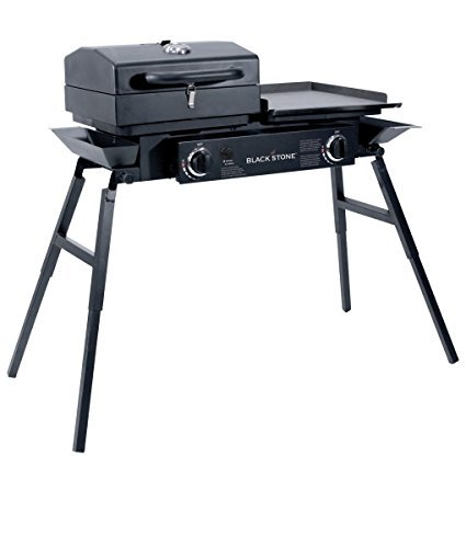 Blackstone Grills Tailgater 1555 Portable Gas Grill and Griddle Combo Review