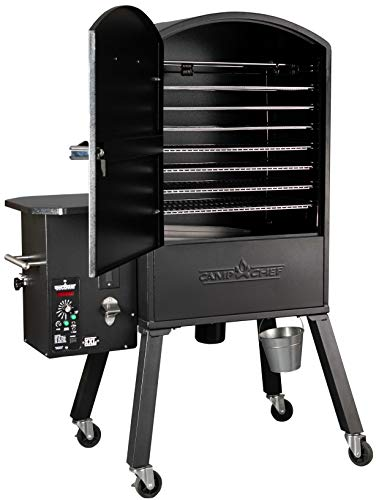 Camp Chef PGVXXL Vertical Pellet Grill and Smoker Review