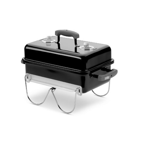 Weber Charcoal Go-Anywhere Grill 121020 Review