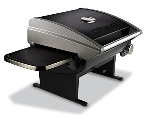 Cuisinart CGG-200B All Foods Tabletop Gas Grill Review