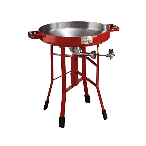FireDisc TCGFDM22HRB Deep 24″ Backyard Plow Disc Cooker Review