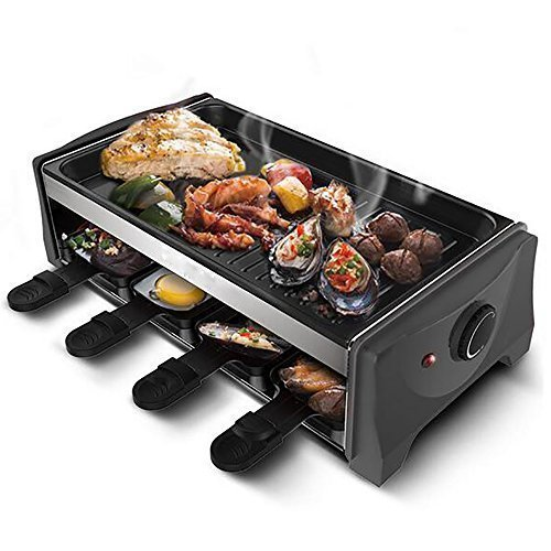 Infrared Gas Smokeless Electric Hotplate & Kebab Grill Review