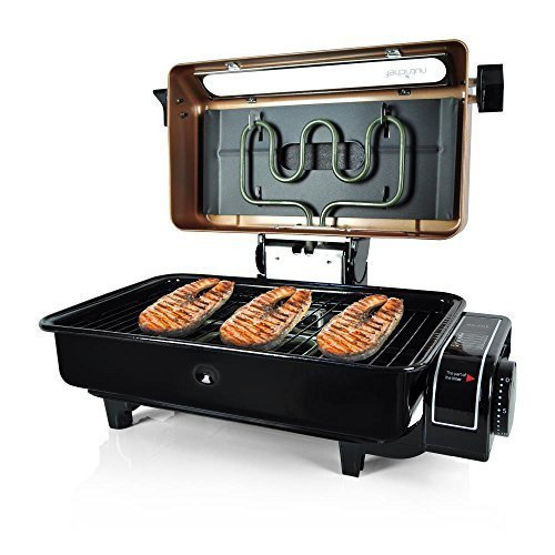 Nutrichef PKFG16 Electric Indoor Fish Grill Review