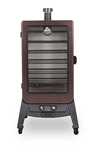 Pit Boss Grills 77700 7.0 Pellet Smoker Review