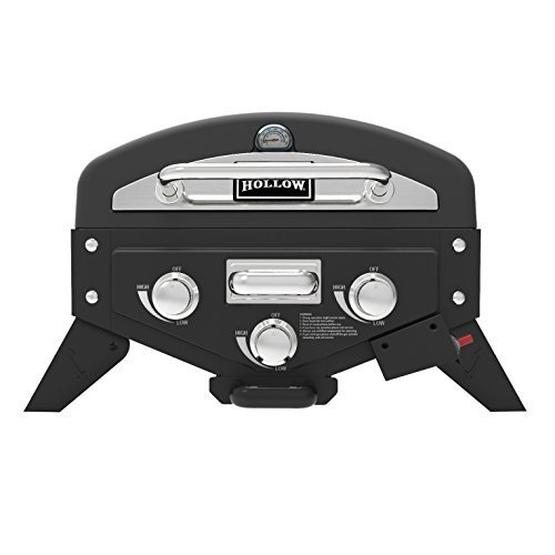 Smoke Hollow VT280SS1 Vector 3-Burner Tabletop Propane Gas Grill Review