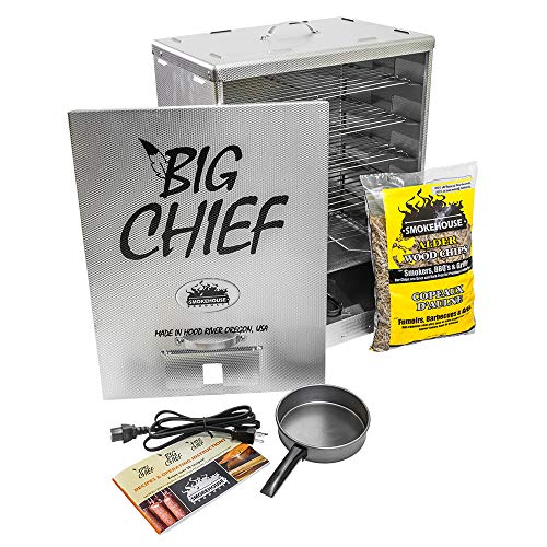 Big Chief Front Load Smoker 9894 Review