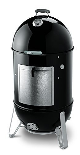 Weber Smokey Mountain Cooker 22 Smoker Review