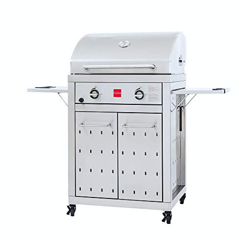 Fuego F27S 27″ Stainless Steel Gas Grill Review