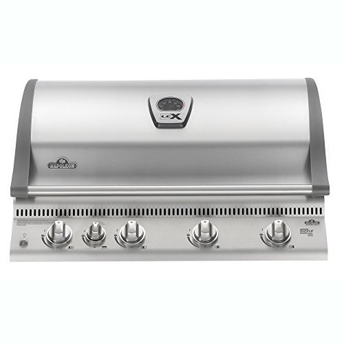 Napoleon LEX 605 Built-In Grill with Infrared Rotisserie Review