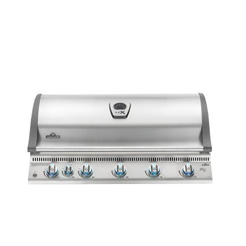 Napoleon LEX 730 Built-In Natural Gas Grill with Infrared Rotisserie Review