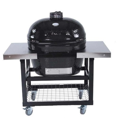 Primo 778+370 Ceramic Charcoal Smoker Kamado Grill Review