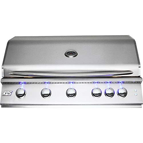 "RCS Premier RJC40AL 40"" Natural Gas Drop-in Grill Review"