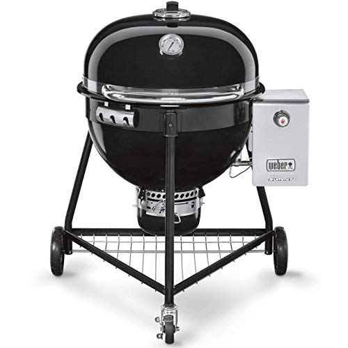 Weber Summit 18301001 24″ Charcoal Grill Review