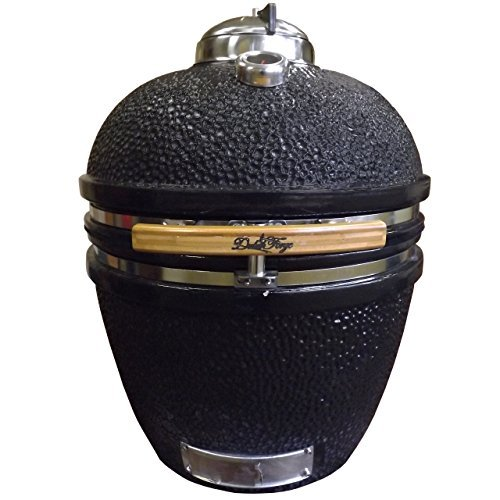 Duluth Forge 140031 DF-CC-21-BK Kamado Grill Review