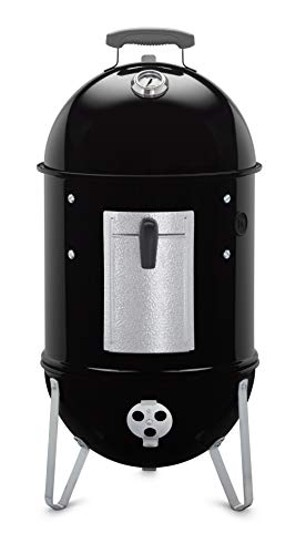 Weber Smokey Mountain Cooker Charcoal Smoker Review