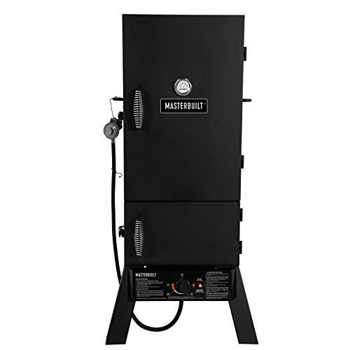 Masterbuilt MB20052318 MPS 230S Propane Smoker Review