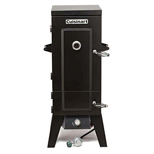 Cuisinart COS-244 Vertical 36″ Propane Smoker Review