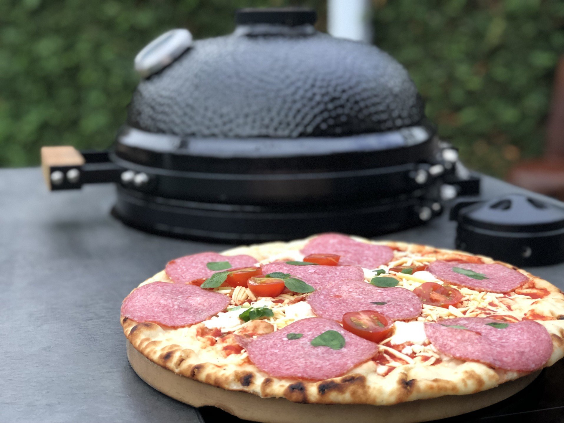 Best Kamado Grills For A Deck