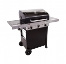 Char-Broil Performance TRU Infrared 450 3-Burner Cart Liquid Propane Gas Grill Review