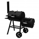 Dyna-Glo Signature Series DGSS730CBO-D Barrel Charcoal Grill & Side Firebox Review