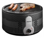 Gourmia GBQ330 Portable Charcoal Electric BBQ Grill Review
