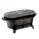 Lodge L410 Cast Iron Sportsman's Grill Review
