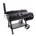Oklahoma Joe's Longhorn Offset Smoker Review