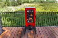 Pit Boss Grills 77425 Gas Smoker Review