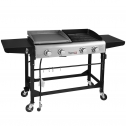 Royal Gourmet GD401C Portable Propane Gas Grill and Griddle Combo Review
