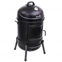 "Char-Broil 18202076 20"" Bullet Charcoal Smoker Review"