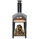 Chicago Brick Oven Americano CBO-O-STD-AMR Wood-Fired Outdoor Pizza Oven With Stand Review