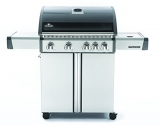 Napoleon T495SBNK Triumph Natural Gas with 4 Burners Review