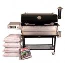 REC TEC Grills Bull RT-700 Portable Wood Pellet Grill w/ WIFI Review