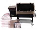 REC TEC Grills Stampede RT-590 Portable Wood Pellet Grill Review