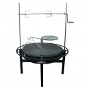 RiverGrille GR1038-014612 Cowboy 31″ Charcoal Grill & Fire Pit With Rotisserie Review