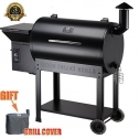 Z GRILLS Party Wood Pellet BBQ Grill & Smoker 700 Review